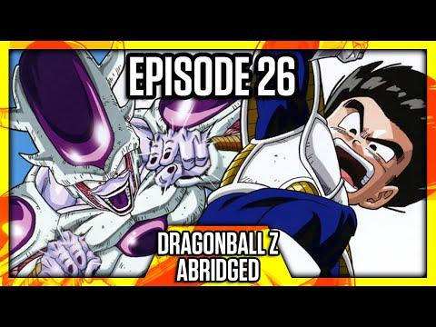 DragonBall Z Abridged: Episode 26 - TeamFourStar (TFS)