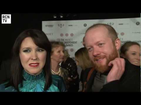 Sightseers Alice Lowe & Steve Oram Interview - British Independent Film Awards 2012