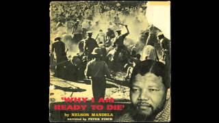 Guts - Why I Am Ready To Die (Nelson Mandela Tribute)