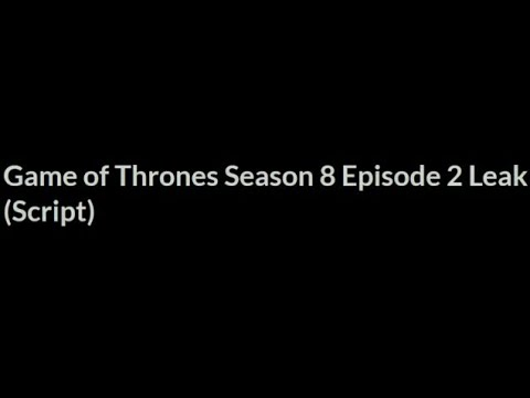 game of thrones season 8, episode 2 - photo #29