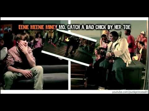 Justin Bieber - Eenie Meenie ft. Sean Kingston (Karaoke)