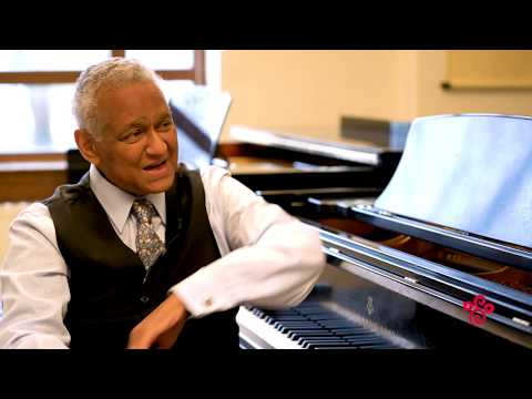 2020 Classical Roots Honoree André Watts Discusses Transposing Ravel's Piano Concerto for Left Hand