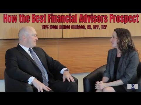How the Best Financial Advisors Prospect