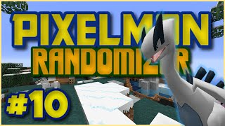 Pixelmon 4.0 Survival Season 1 ► Randomizer Edition! ★ Episode 10 - LUGIA