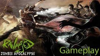Ravaged Zombie Apocalypse Gameplay (Liberty/Asylum)