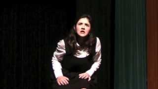 The Crucible Monologue Mary Warren