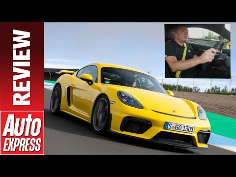 2020 Porsche 718 Cayman GT4 review - is this the best sports car Porsche make?