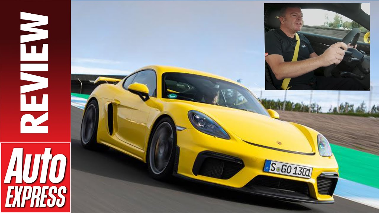 2020 Porsche 718 Cayman GT4 review , is this the best sports car Porsche  make?