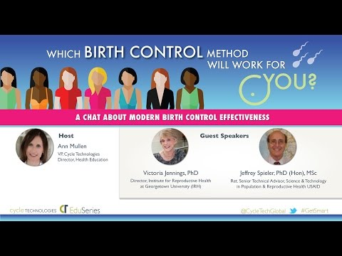 CT EduSeries: Which Birth Control Method Will be Effective for YOU?