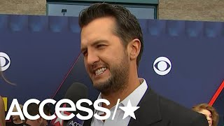 ACM Awards 2018: Luke Bryan Hilariously Roasts Blake Shelton! | Access