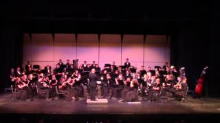 Abrams Pursuit - David R. Holsinger : Milton High School Wind Ensemble