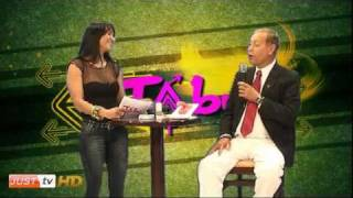 Repeat youtube video Aumento Peniano com Dr Murilo Caldeira no Tabu - JustTV - 25/08/11