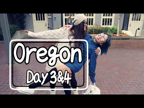 Vlog 18: Ashland, Oregon Day 3 and 4| Theatre Tour| Shopping| Going Home