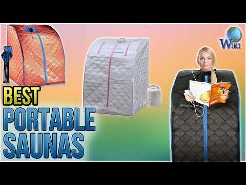 8 Best Portable Saunas 2018