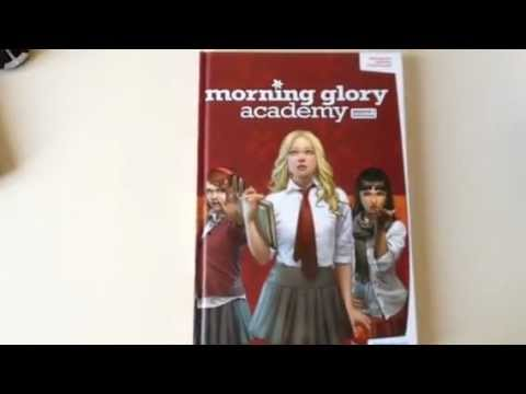J'irai lire Morning Glory Academy