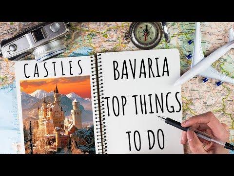 🍻 Munich Germany 2019 4K: 5 Days In Munich And Castles | Bavaria 2019