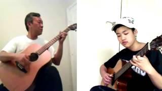 Bài Không Tên Cuối Cùng - Song Tấu Guitar