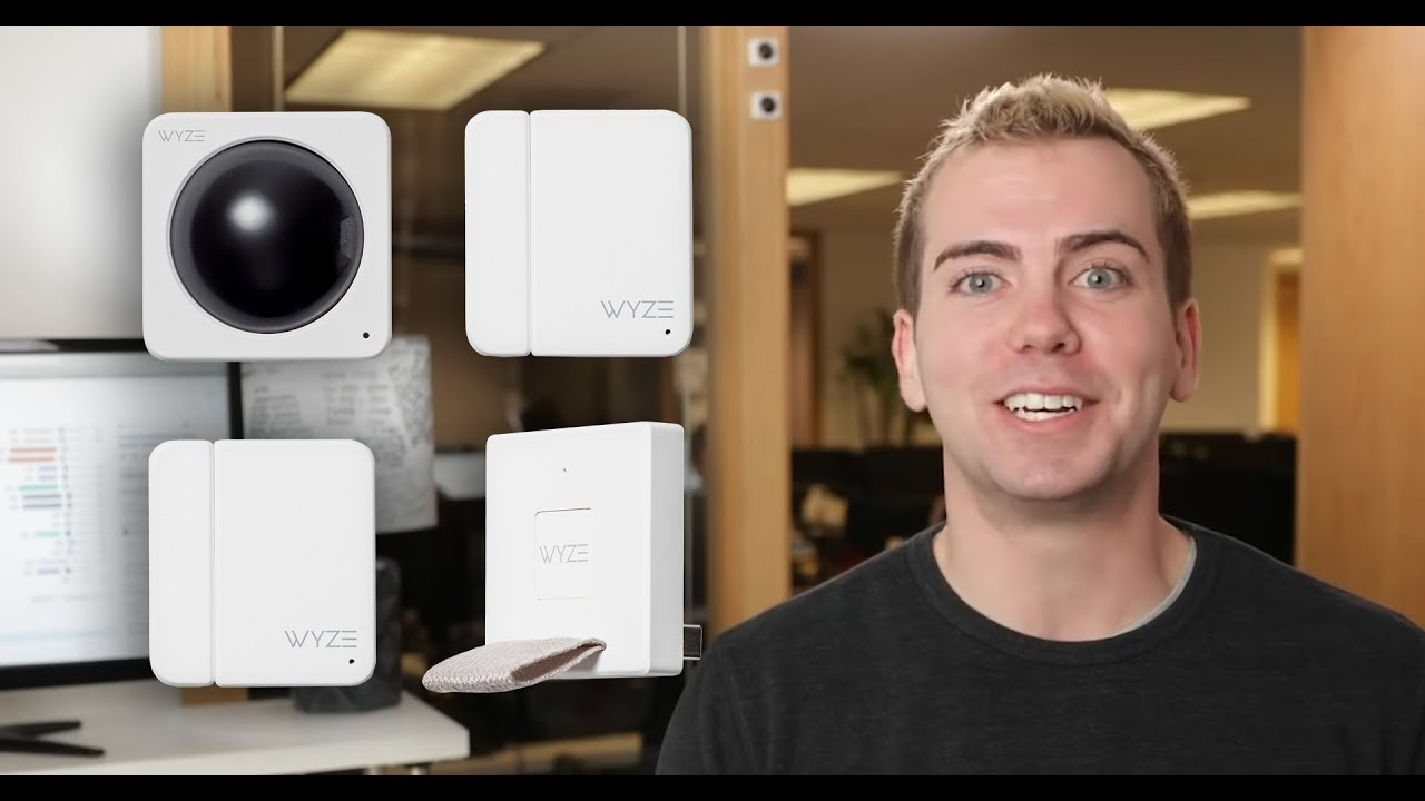 Wyze Launches Pre-Order for WyzeSense Sensor Kit | That's It