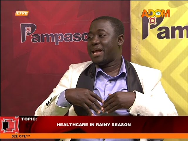 Healthcare in rainy season - Pampaso on AdomTV (26-6-18)