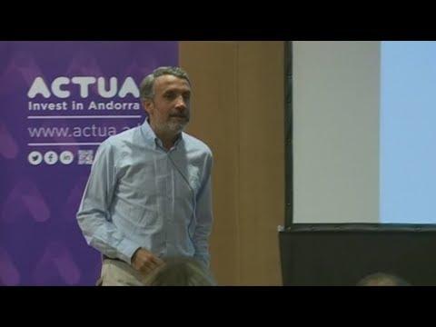 Conferència de Carlos Fernández Guerra, expert en continguts digitals i xarxes socials
