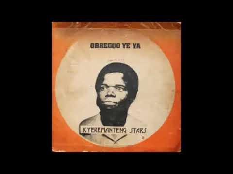 Kyeremateng Stars – Obreguo Ye Ya : 70's GHANA Highlife Folk FULL Album Afobeat Funk African Music