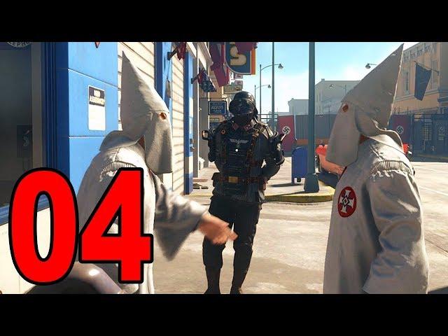 Wolfenstein II: The New Colossus - Part 4 - America in Shambles