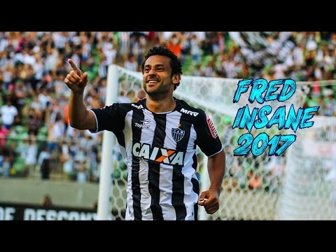 Fred ● INSANE GOALS ● Atlético Mineiro 2017