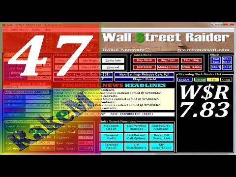 Let's Play W$R V7.83 - Episode 47