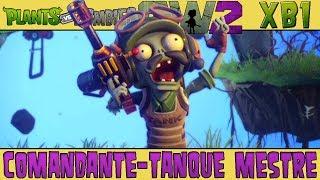 Plants vs. Zombies Garden Warfare 2 - Comandante-Tanque Mestre