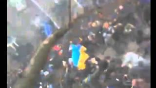 Штурм титушками администрации Януковича на Банковой