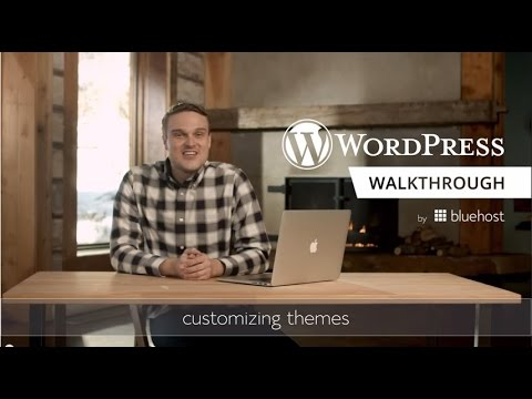 WordPress Walkthrough Series (7 of 10) - Customizing Themes