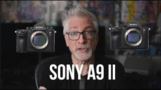 NEW! Sony a9 II in 90 Seconds