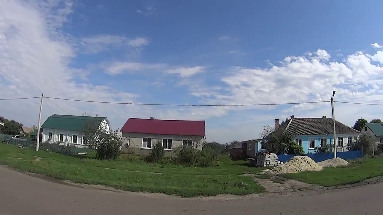 Одноэтажный каркасный дом 7,5х9 в Липецкой области. - YouTube