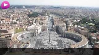 Rome Wikipedia travel guide video. Created by Stupeflix.com