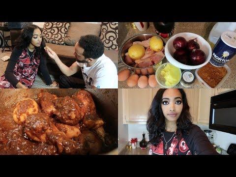 Ethiopian Food Easy Doro Wat Recipe | Amena