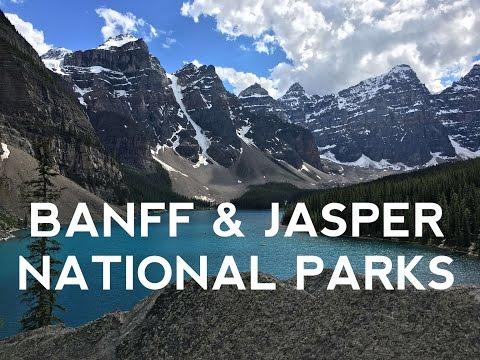 Banff, Jasper, Lake Louise, Kananaskis | Travel Alberta | Canada Road Trip