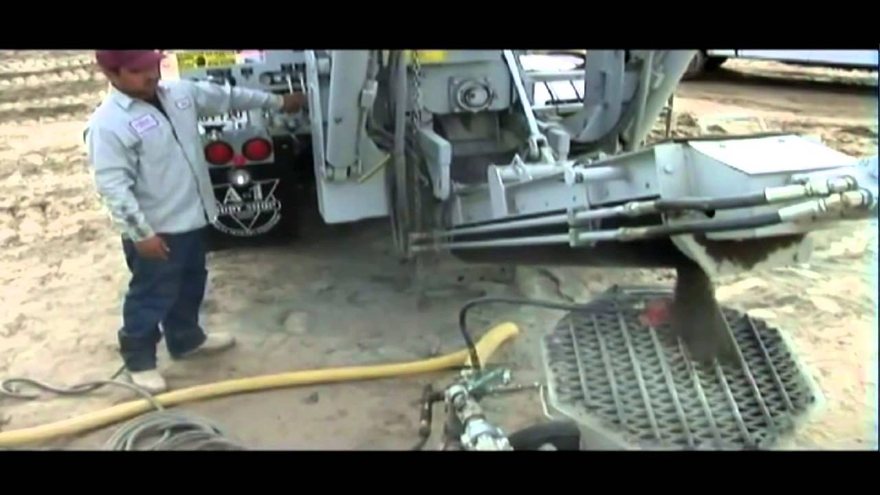 Dry Mix Gunite Applications C 10 Gunite Machine Youtube