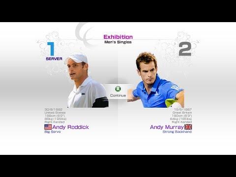 virtua-tennis-4-sega-andy-roddick-vs-andy-murray-rafael-nadal-roger-federer-andy-murray