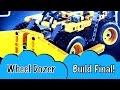 Wheel Dozer Final LEGO Technic Mining Truck And Wheel Dozer Construction Building Toy Model 42035