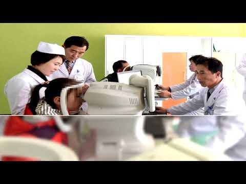 DPRK New Hospitals built in Pyongyang