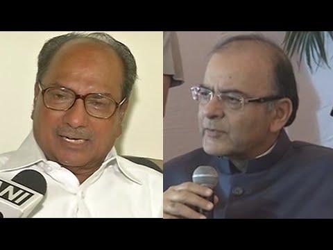 One Rank One Pension: Congress-BJP at Loggerheads