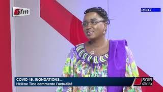 SOIR D'INFO - Wolof - Invité : Héléne Tine - Pr : Ndeye Arame Touré - 17 Septembre 2020