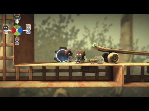 Little Big Planet: SkateBoy! (The Derp Crew)