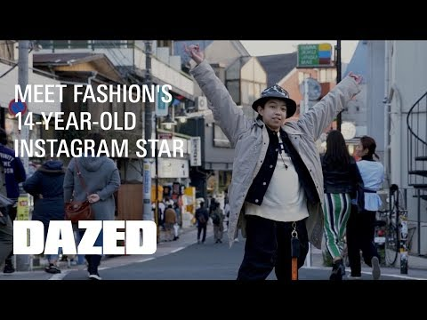 Yoshi Is The Japanese Teen Taking Over Fashion
