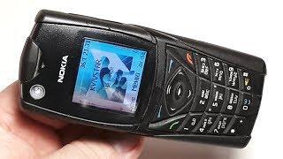 Nokia 5140i. Retro phone. Капсула времени. Спортивный телефон с компасом и термометром