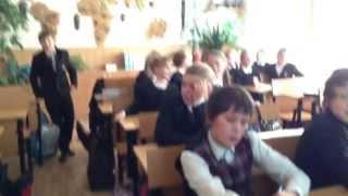 Репетируем песню к выпускному 5 класс