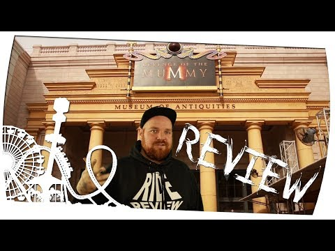 Download Youtube: Revenge of the Mummy: The Ride - Universal Studios Florida - Review