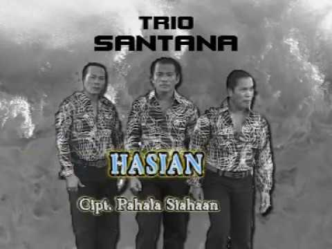 Trio Santana - Hasian (Official Lyric Video)