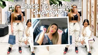 BACK TO SCHOOL SHOPPING (+2 macbook giveaways)