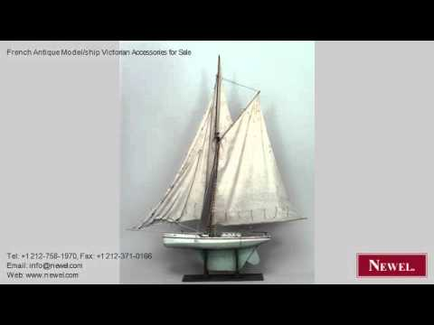 French Antique Model/ship Victorian Accessories for Sale